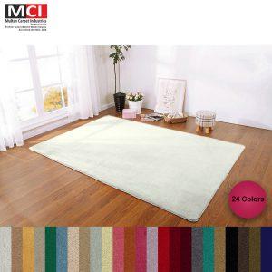 Plain rugs