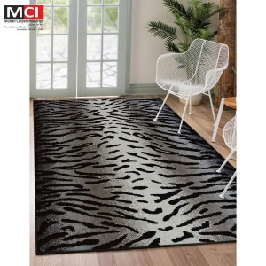Woolen Woven Absolute Natural Animal Skin Textured Rugs