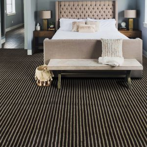 Natural Striped Carpets
